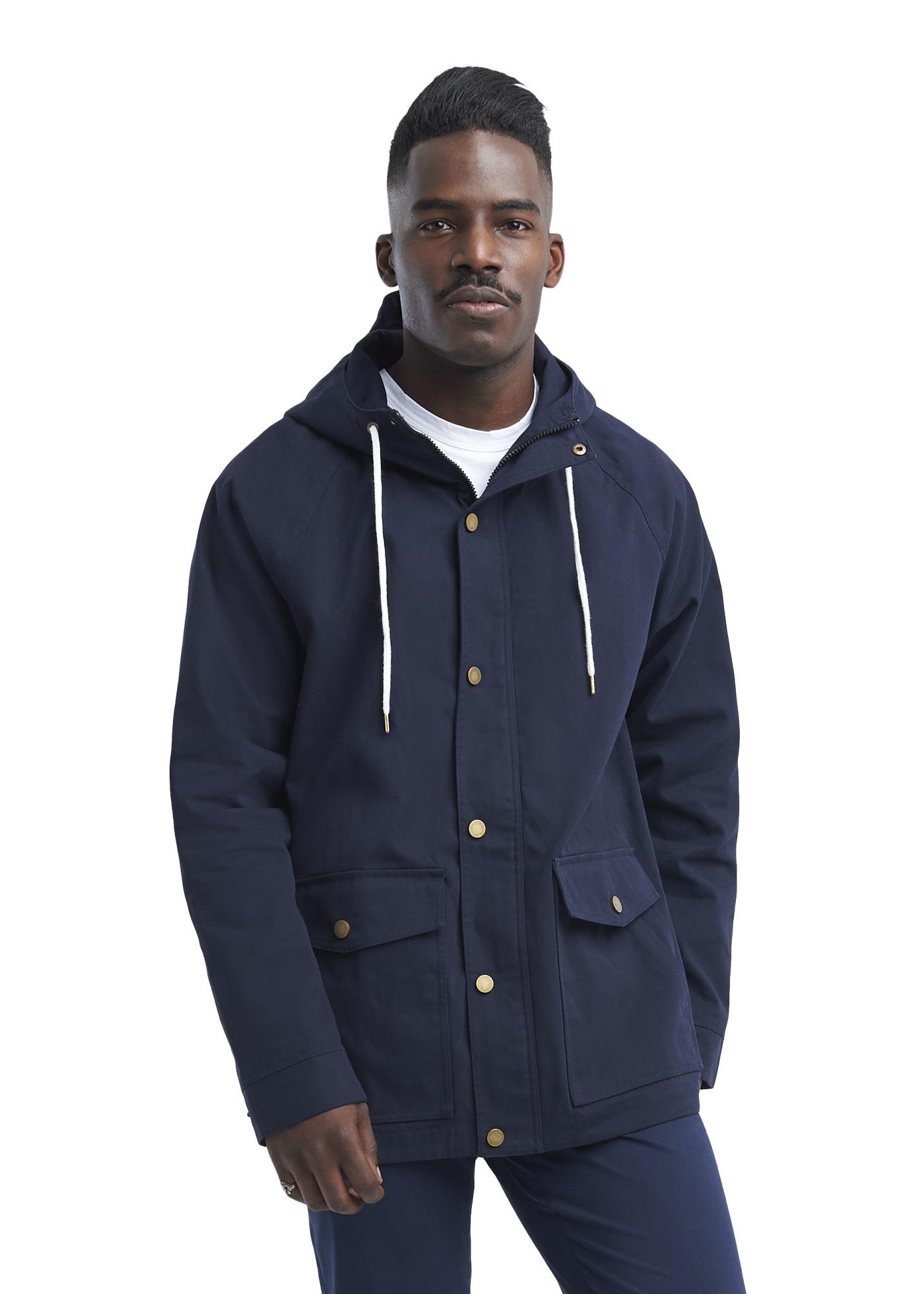 TAGS Woven Rain Jacket