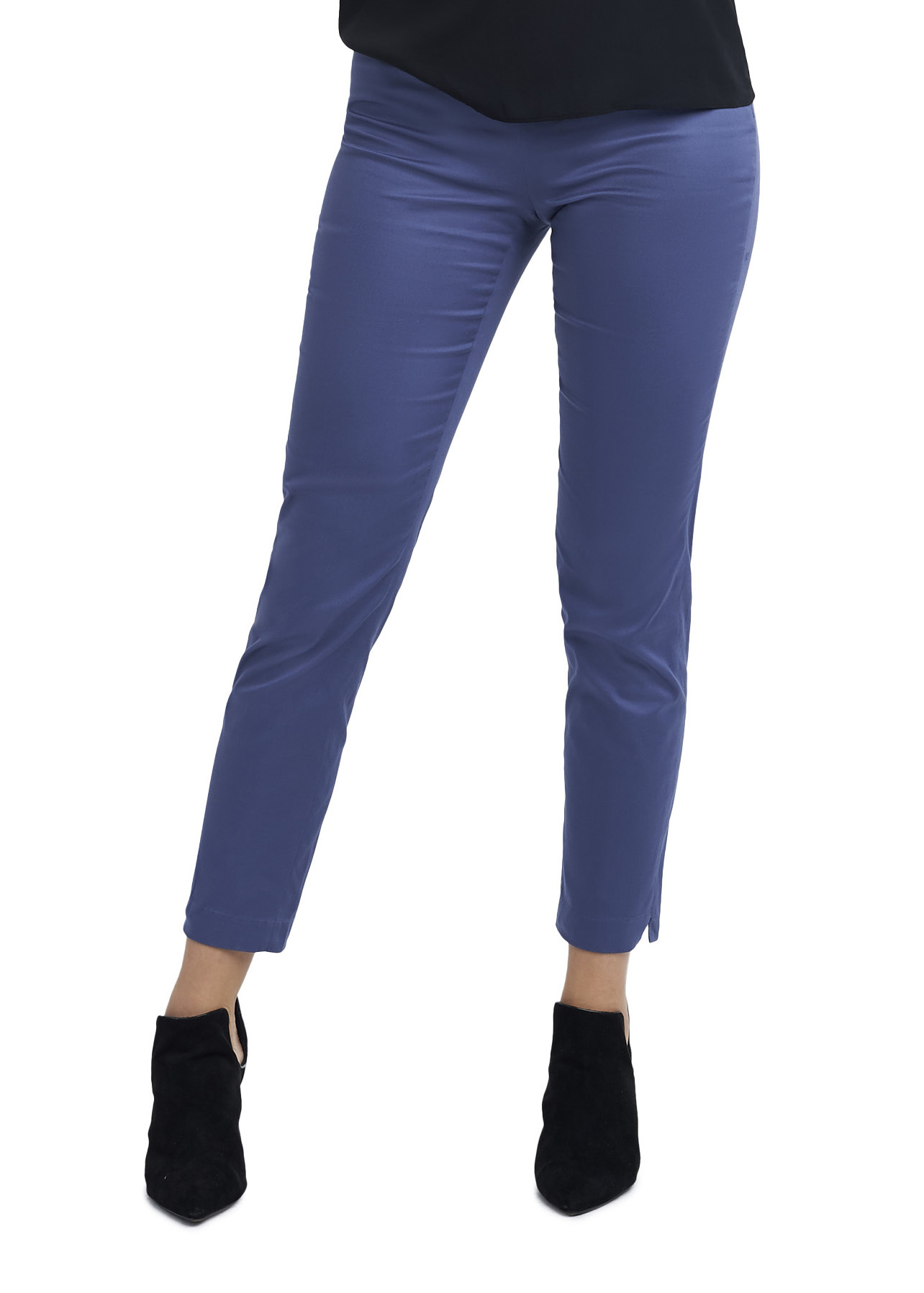 TAGS Hollywood Waist Trouser with side Zipper